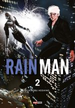 Rain man T2, manga chez Panini Comics de Hoshino