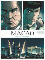 Macao T1 : La Cité du dragon (0), bd chez Glénat de Durafourg, Thirault, Nardo