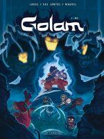 Golam T3 : Hog (0), bd chez Le Lombard de Dos Santos, Sauge, Maurel