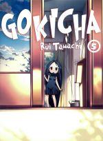 Gokicha T5, manga chez Komikku éditions de Rui