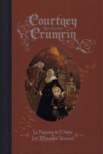 Courtney Crumrin T2 : Le royaume de l'ombre & Les effroyables vacances (0), comics chez Akileos de Naifeh, Wucinich