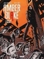 Amber Blake T2 : Opération Cleverland (0), bd chez Glénat de Lagardère, Guice, Brown