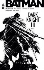 Batman Dark Knight III T4, comics chez Urban Comics de Azzarello, Miller, Kubert, Janson, Sinclair, Anderson