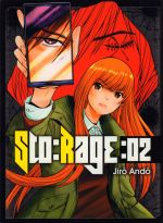 Storage T2, manga chez Komikku éditions de Jiro