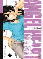Angel heart – 2nd Season, T15, manga chez Panini Comics de Hôjô