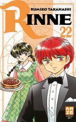 Rinne T22, manga chez Kazé manga de Takahashi