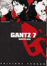 Gantz T7, manga chez Tonkam de Oku