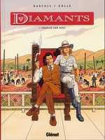 Diamants T1 : Charles Van Berg (0), bd chez Glénat de Bartoll, Bartoll, Kölle, Jambers
