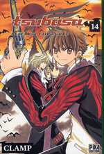 Tsubasa RESERVoir CHRoNiCLE – Première édition, T14, manga chez Pika de Clamp
