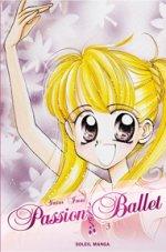 Passion Ballet T3, manga chez Soleil de Imai