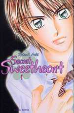 Secret Sweetheart T1, manga chez Soleil de Aoki