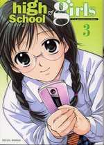 High School Girls T3, manga chez Soleil de Ohshima