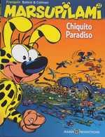 Marsupilami T22 : Chiquito Paradisio (0), bd chez Marsu Productions de Colman, Batem, Cerise