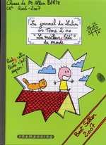 Le journal du lutin T2 : CE2 2006-2007 (0), bd chez Delcourt de Barte