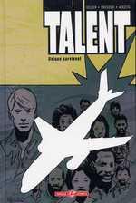 Talent : Unique survivant (0), comics chez Bamboo de Golden, Sniegoski, Azaceta, Riley