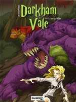 Darkham Vale T4 : La prophétie (0), comics chez Bamboo de Lawrence