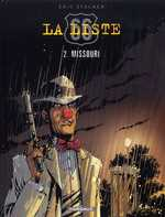 La liste 66 T2 : Missouri (0), bd chez Dargaud de Stalner, Chagnaud