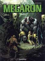 Mégaron T1 : Le mage exilé (0), bd chez Dargaud de Sapin, Pion, Walter