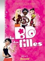 La b.D. des filles T1, bd chez Dargaud de Baraou, Colonel Moutarde