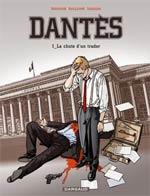 Dantès – Saison 1, T1 : La chute d'un trader (0), bd chez Dargaud de Guillaume, Boisserie, Juszezak, Nardin