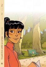 Un petit livre oublié sur un banc, bd chez Bamboo de Jim, Mig, Delphine