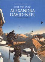 Une Vie avec Alexandra David-Néel, bd chez Bamboo de Campoy, Blanchot