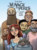 Le voyage des pères – cycle 2 : Epoque 2, T6 : Salomé, Amos et les autres (0), bd chez Paquet de Ratte, Ratte