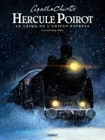 Hercule Poirot T1 : Le crime de l'Orient-Express (0), bd chez Paquet de Von Eckartsberg, Chaiko