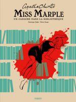 Miss Marple : Un cadavre dans la bibliothèque (0), bd chez Paquet de Ziegler, Dauger