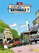 Chroniques de la nationale 7, bd chez Paquet de Dubois, Callixte, Paillat