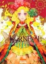 Karneval T18, manga chez Ki-oon de Mikanagi