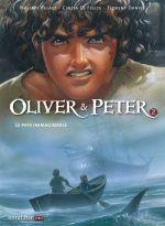 Oliver et Peter T2 : Le pays inimaginable (0), bd chez Sandawe de Pelaez, di Felice, Daniel