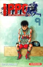 Ippo – Saison 5 - Dans l'ombre du champion, T9, manga chez Kurokawa de Morikawa