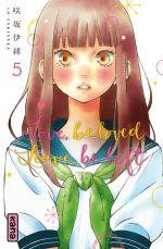 Love,Be Loved Leave,Be Left T5, manga chez Kana de Sakisaka