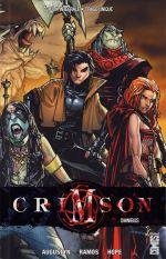 Crimson : L'odyssée d'Alex Elder - Omnibus (0), comics chez Glénat de Augustyn, Ramos, Meglia, Bleyaert, Bad@ss, Hannin