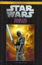 Star Wars Légendes T11 : Chevaliers de l'Ancienne République - Ultime recours (0), comics chez Hachette de Jackson Miller, Ching, Weaver, Tolibao, Ramos, Atiyeh
