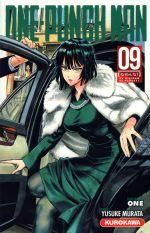One-Punch Man T9 : Un minimum de respect ! (0), manga chez Kurokawa de One, Murata