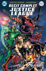 Récit Complet Justice League T2 : Justice League - Ascension (0), comics chez Urban Comics de Waid, Hitch, Bedard, Derenick, Skipper, Depuy, Sinclair