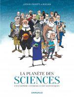 La Planète des sciences, bd chez Dargaud de Fischetti, Bouzard