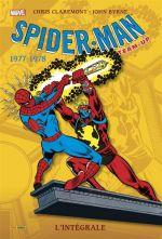 Spider-Man Team-Up T5 : 1977-1978 (0), comics chez Panini Comics de Friedrich, Claremont, Mantlo, Chaykin, Wenzel, Byrne, Warfield, Titus, Hunt, Rachelson
