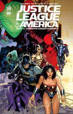 Justice League of America T4 : Troisième guerre mondiale (0), comics chez Urban Comics de Waid, Millar, Morrison, Porter