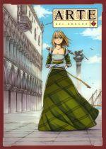Arte T7, manga chez Komikku éditions de Ohkubo