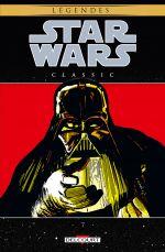 Star Wars Classic T7, comics chez Delcourt de Windham, Layton, Duffy, Michelinie, McDonnell, Erskine, Palmer, Gammill, Janson, Frenz, Porter, Wein, Scheele, Goldberg