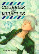 Courrier des miracles T3, manga chez Komikku éditions de Asahi