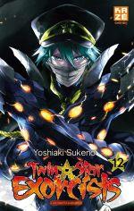 Twin star exorcists T12, manga chez Kazé manga de Sukeno