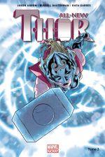All-New Thor T2, comics chez Panini Comics de Aaron, Dauterman, Garres, Wilson