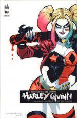 Harley Quinn Rebirth T1 : Bienvenue chez les keupons (0), comics chez Urban Comics de Conner, Palmiotti, Thompson, Linsner, Blevins, Timms, Hardin, Sinclair, Hi-fi colour, Sienkiewicz, Randolph