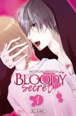 Bloody secret T1, manga chez Soleil de Yoshida