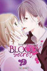 Bloody secret T2, manga chez Soleil de Yoshida