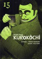 Inspecteur Kurokôchi T15, manga chez Komikku éditions de Nagasaki